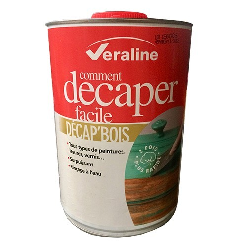 Decapex d capant multi usage pas cher en ligne for Decapant peinture bois