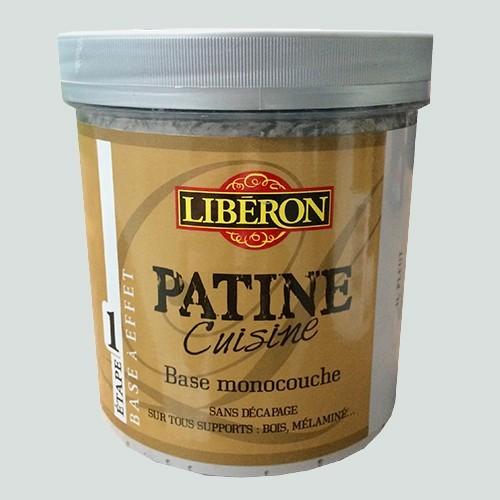 LIBERON Patine Cuisine Base Monocouche (Etape 1) 1L Il pleut