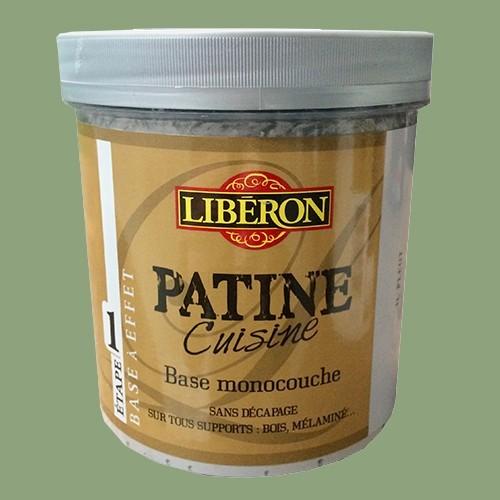 Liberon patine cuisine base monocouche etape 1 1l for Peinture pas cher pour cuisine
