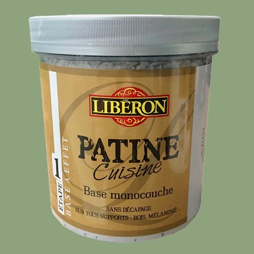 Liberon patine cuisine base monocouche etape 1 1l for Destock cuisine