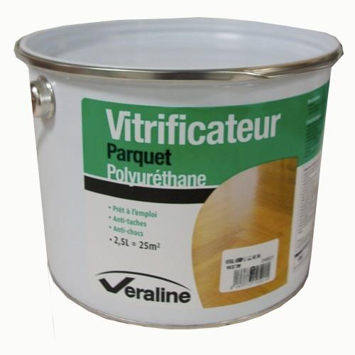 Vitrificateur Parquet Veraline Polyuréthane Trafic Intense Chêne