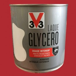 V33 Laque Glycéro Satin Cerise exquise n°46