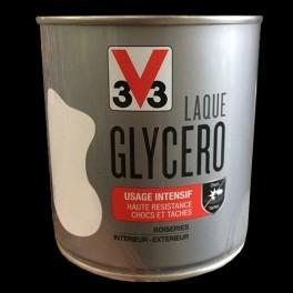 V33 Laque Glycéro Satin Noir n°9