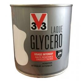 V33 Laque Glycéro Satin Blanc n°1