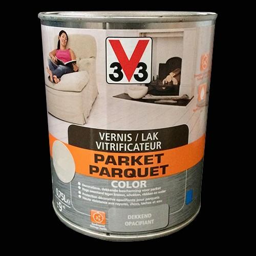 v33 vitrificateur parquet color noir pas cher en ligne. Black Bedroom Furniture Sets. Home Design Ideas