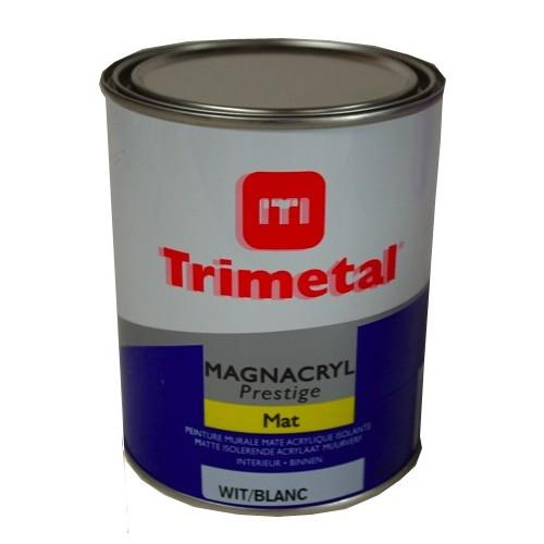 Peinture trimetal magnacryl prestige mat pas cher en ligne for Peinture murale pas cher