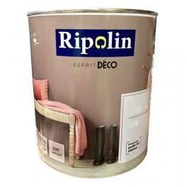 RIPOLIN PeintureEsprit Déco Blanc Mat