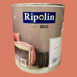 RIPOLIN PeintureEsprit Déco Terracotta Mat