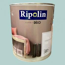 RIPOLIN PeintureEsprit Déco Bleu dragée Mat