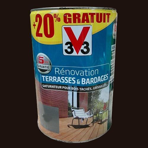v33 r novation terrasse bardages bois weng mat pas cher en ligne. Black Bedroom Furniture Sets. Home Design Ideas