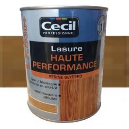 CECIL LX530+ Lasure Haute Performance Chêne