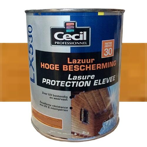 Cecil Lx Lasure Protection leve Chtaignier Pas Cher En Ligne