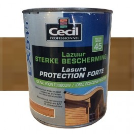CECIL LX545 Lasure Protection Forte Chêne