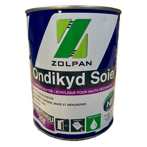 Zolpan ondikyd soie pas cher en ligne for Peinture de sol zolpan