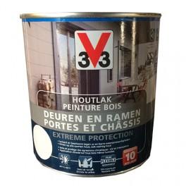 V33 Peinture Portes et châssis Extreme Protection Blanc