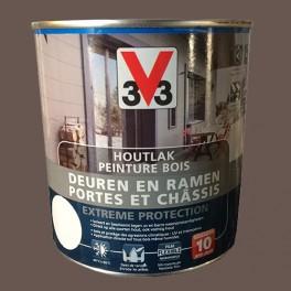 V33 Peinture Portes et châssis Extreme Protection Brun Havane
