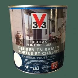 V33 Peinture Portes et châssis Extreme Protection Vert Basque