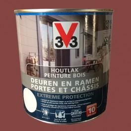 V33 Peinture Portes et châssis Extreme Protection Rouge Basque