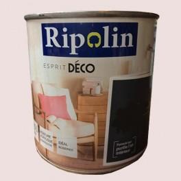 """RIPOLIN Peinture Acrylique """"Esprit Déco"""" Nougat satin"""