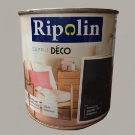 """RIPOLIN Peinture Acrylique """"Esprit Déco"""" Gris doux satin"""