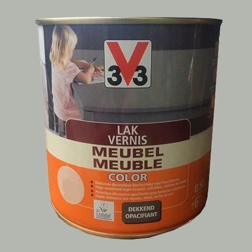 V33 vernis meuble color bois gris pas cher en ligne - Peinture meuble pas cher ...