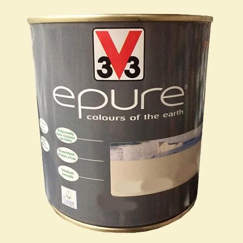 v33 peinture acrylique epure argile gris e pas cher en ligne. Black Bedroom Furniture Sets. Home Design Ideas