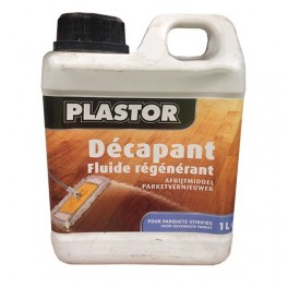 PLASTOR Décapant Fluide Régénérant