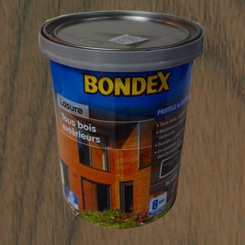 bondex lasure tous bois ext rieur 8 ans ch ne rustique pas cher en ligne. Black Bedroom Furniture Sets. Home Design Ideas