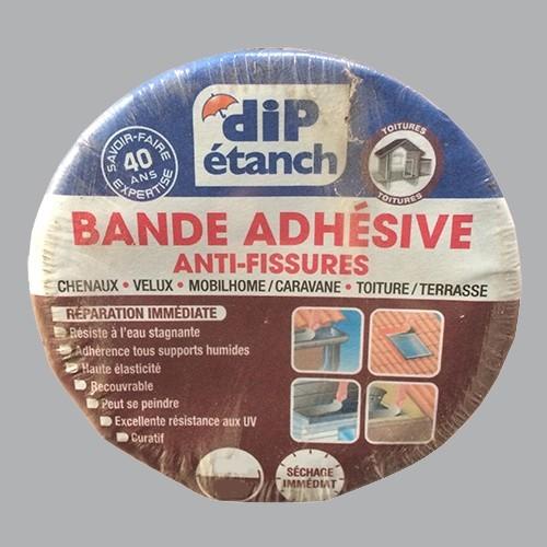 DIP étanch Bande Adhésive Anti-Fissures Aluminium