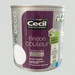 CECIL PE DECO Peinture Finition Couleur Satin Galet