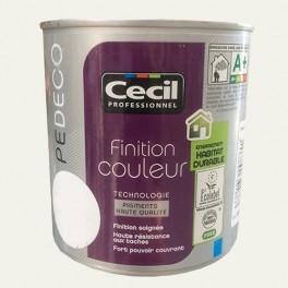CECIL PE DECO Peinture Finition Couleur Satin Plume