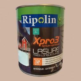 Ripolin Lasure Xpro3 12ans Gris Cendré