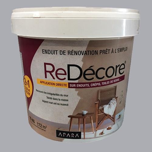 apara enduit de r novation red core 15kgs b ton pas cher en ligne. Black Bedroom Furniture Sets. Home Design Ideas