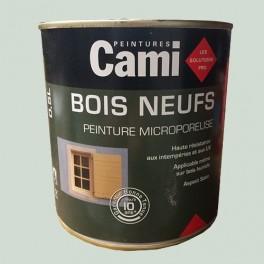 CAMI Peinture Glycéro BOIS NEUFS Gris perle
