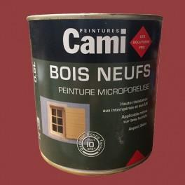 CAMI Peinture Glycéro BOIS NEUFS Rouge