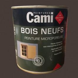 CAMI Peinture Glycéro BOIS NEUFS Brun normand