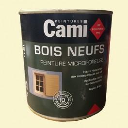 CAMI Peinture Glycéro BOIS NEUFS Blanc cassé