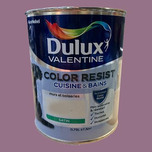 dulux valentine peinture acrylique color resist cuisine bain figue pas cher en ligne. Black Bedroom Furniture Sets. Home Design Ideas