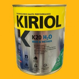KIRIOL Peinture acrylique K20 H2O Jaune signal
