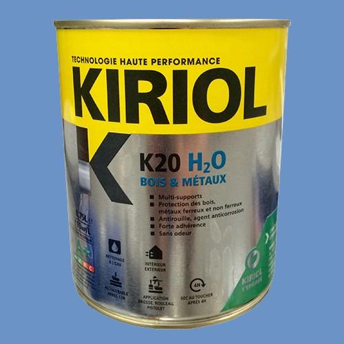 Kiriol peinture acrylique k20 h2o bleu provence pas cher - Materiel peinture acrylique pas cher ...