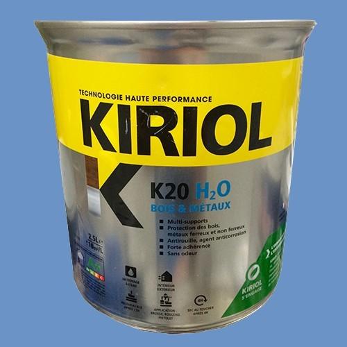 Kiriol peinture acrylique k20 h2o bleu provence pas cher en ligne - Peinture acrylique pas cher ...