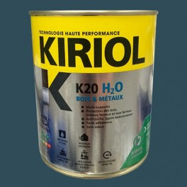 KIRIOL Peinture acrylique K20 H2O Gris bleu