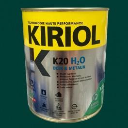 KIRIOL Peinture acrylique K20 H2O Vert noir