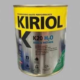 KIRIOL Peinture acrylique K20 H2O Gris