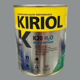KIRIOL Peinture acrylique K20 H2O Gris trafic