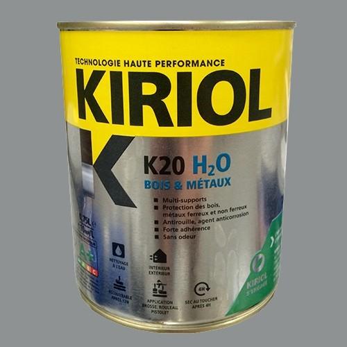 Kiriol peinture acrylique k20 h2o gris trafic pas cher en ligne partir de - Peinture acrylique pas cher ...