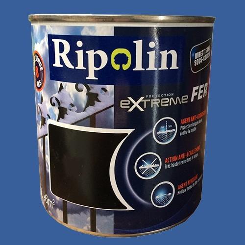RIPOLIN Protection Extrême Fer Bleu océan RAL 5017