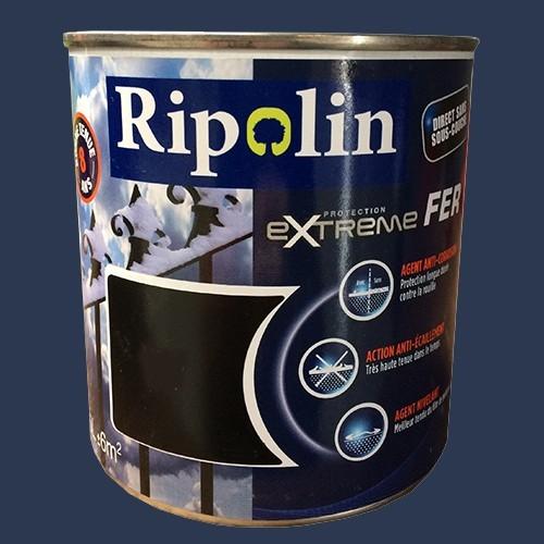 RIPOLIN Protection Extrême Fer Bleu marine RAL 5003
