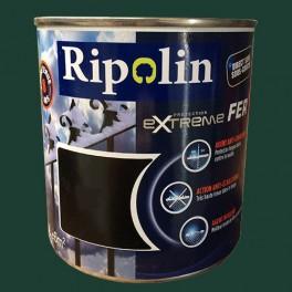 RIPOLIN Protection Extrême Fer Vert basque RAL 6005