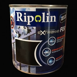 RIPOLIN Protection Extrême Fer Noir mat